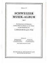 diat. diatonische Handharmonika Noten : Schweizer Musik-Album 9 - leichte Mittel