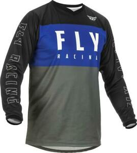 2022 Fly Racing Youth F-16 Motocross Jersey All Colors MX ATV Dirt Bike SXS