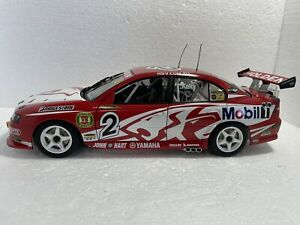 1:18 Todd Kelly 2003 HRT Holden VY Commodore V8 Supercars ATCC
