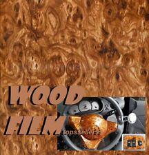 0.5X2M light wood fiber Hydrographic Film Aqua water transfer WHOLESALE US EU