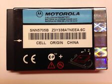 new OEM Motorola Nextel Boost SNN5705B Lithium Ion 5705B 800mAh Batttery