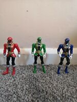 "Bundle Power Rangers Megaforce 6.5"" Action Figures"