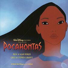 Audio CD - Movie Soundtrack - Pocahontas - Alan Menken - Vanessa Williams