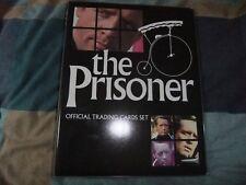 PATRICK McGOOHAN AUTOGRAPH FACSIMILE THE PRISONER BINDER UNSTOPPABLE SET PROMO