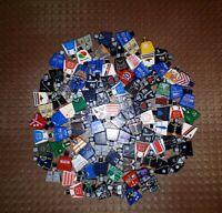 100 Lego Figuren Torsos, Oberkörper, bedruckt, Minifig. City, Adventure T9