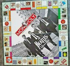 Monopoly Game Parts The Beatles Edition Replacement playing board