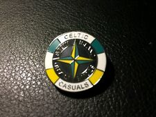 Celtic Casuals Ireland Ultras Anti-Fa Pin Badge  Gift