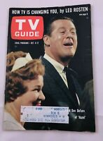 Pitt October 6 1962 TV GUIDE HAZEL Don DeFore Danny Thomas Connie Hines & Mr. Ed