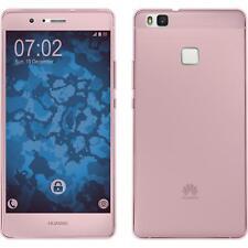 Huawei P9 Lite TPU funda cover 360° Fullbody Rosa