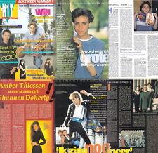 Hitkrant George Michael, Joanathan Brandis,Tony Mortimer,Kiss,Metallica