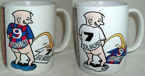 Funny Wee On Real Barcelona Tea Coffee Mug Football Fan Shirt Madrid Rivalry