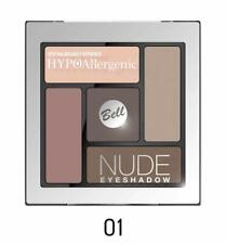 Bell HYPOAllergenic NUDE Eye Shadow Palette No. 01 Ophthalmologist Approved.