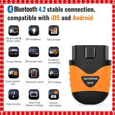 OBD2 Bluetooth Enhanced Car Diagnostic Scanner for iPhone Android Code Reader US
