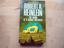 ROBERT A. HEINLEIN: THE MOON IS A HARSH MISTRESS~1966~BERKLEY