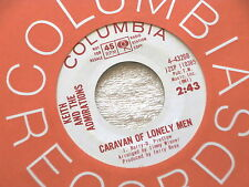 KEITH & THE ADMIRATIONS~CARAVAN OF LONELY MEN~DREAM~~POPCORN~ NORTHERN SOUL 45