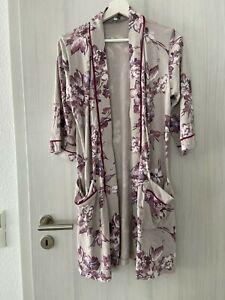 Kimono, Mantel, Blumenmuster, Louis&Louisa S