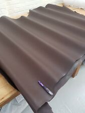 Brown Veg Tan Cow Leather 2.4mm Thick Whole Back Good Quality Genuine EB56