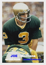JOE MONTANA 57 ACEO ART CARD ## BUY 5 GET 1 FREE ### or 30% OFF 12 OR MORE