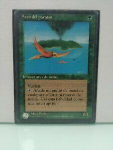 MTG Aves del paraiso (Cuarta edicion borde negro)