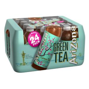 AriZona Green Tea with Ginseng and Honey (16oz / 24pk)