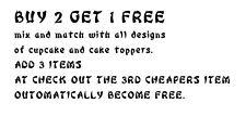 32 Skylanders Cupcake CakeToppers Stand upsedible Wafer Card