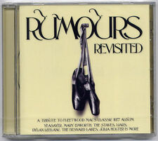 MOJO Fleetwood Mac Rumours Revisited 11-trk CD Staves Dutch Uncles Julia Holter
