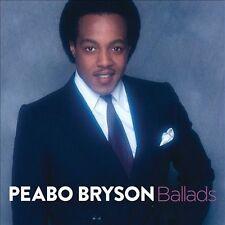 PEABO BRYSON - BALLADS (NEW CD)