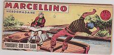 Marcellino N°18 - Edizioni Delle Mura 1958 - Bel Condizioni