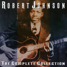 Robert Johnson - Complete Collection (CD, Dec-2001, Prism)