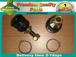 2 FRONT UPPER BALL JOINT FORD CROWN VICTORIA 03-11 LINCOLN TOWN CAR 03-11