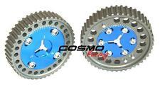 Adjustable Cam Gears/Sprockets FIT MAZDA Familia/Miata/MX5/Protege/Escort/Sephia