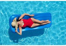 """Aquaria Cool Durable Aqua Cell® foam Swimming Pool Float- Blue 72""""x26""""x1-3/4"""""""