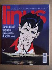LINUS n°10 1996 - Speciale Dylan Dog decennale Bonelli  [P18]