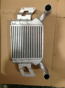 Intercooler For Toyota Coaster Rebuilt with new heavy duty bar plate core *check