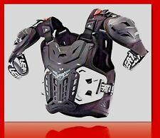 LEATT Chest Protector 4.5 Pro Black: 5017120100