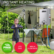 Unbranded Gas Silver Hot Water Systems