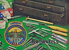BROWNELLS GUN SUPPLY CATALOG-#36--1983
