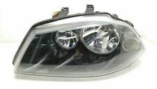 2003 SEAT Ibiza MK3 (Typ 6L) (SE240) 12V LH Headlight 89306219