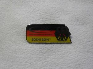 NOC Germany Olympic Committee for Olympic Games Sochi 2014 pin