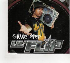 (GV348) Lil Flip, Game Over (Flip) - 2004 DJ CD