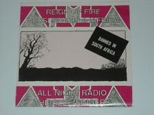 ALL NIGHT RADIO (Stop The) Reign Of Fire 45 GLEE SINGERS Nkosi Sikelela iAfrika