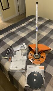 Stihl Kombi Brush Cutter Attachment FS-KM With Extra Circular Saw Blade
