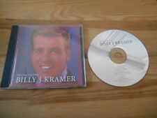 CD Country Billy J Kramer - The One And Only (11 Song) DRESSED TO KILL