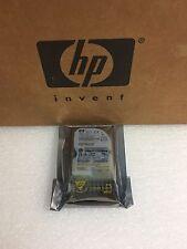 """HP EH0072FARWC 518216-001 72GB 15K 2.5"""" 6G dual port sas hard drive"""