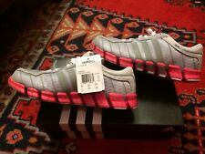 NEW with box ADIDAS Women's CC Ride W Grey Sneakers with Pink Trim Size 7