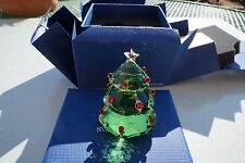 Swarovski 5223606 Christmas Tree, Green Authentic, New