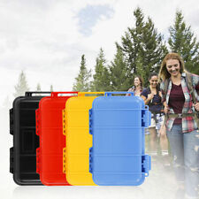 Shockproof Outdoor Survival Container Waterproof Plastic Storage Cases Carry Box