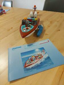 Playmobil 9428 Motorboot