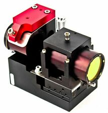 Laser Lab Optical Filter Assembly Withoptosigma Precision Single Axis Stage 2