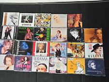 57x Madonna CD Sammlung Konvolut Alben Single Maxi Disc 21x Yellow Collection